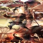 Descargar Shingeki no Kyojin Season 3 Part 2 10/10 [Carpeta] MEGA 720p HD Ligero