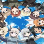 Descargar Strike Witches: 501 Butai Hasshin Shimasu! 12/12 [Carpeta] MEGA 720p HD Ligero